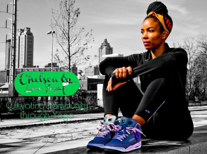 Chelsea Jackson, www.chelsealovesyoga.com, IG: @chelsealovesyoga