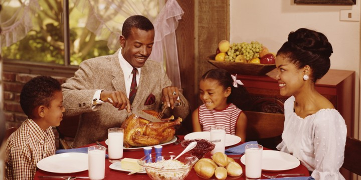 Black Family Thanksgiving Tunes Remixed